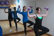 Studio2Barre Arm Warmup 1