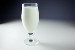Dairy: milk
