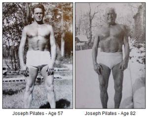 Joseph Pilates Pilates Matwork Master